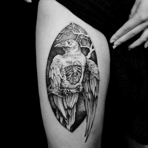 Fanny-Hawk_tattoo